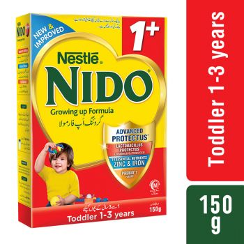 Nestle NIDO 1+ 150gms Growing Up Formula
