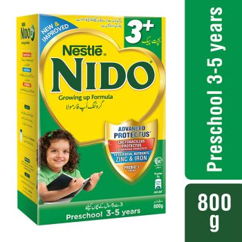 Nestle NIDO 3+ 800gms Growing Up Formula