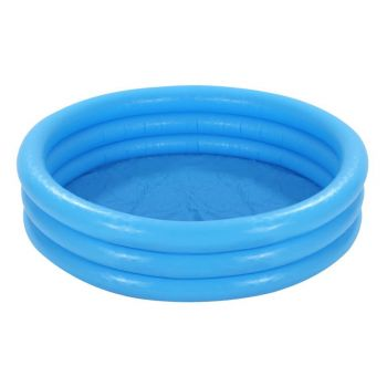 Intex Crystal Blue Pool Three Ring Inflatable (59416)