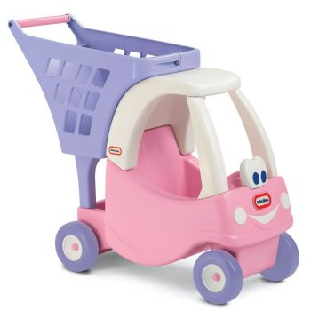 Little Tikes Princess Cozy Coupe Shopping Cart (620195000)