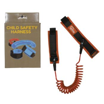 Tinnies Anti Lost Safety Wrist Link 2M Orange (AL001O)