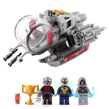 Lepin Avengers Ant-Man & Wasp Quantum Realm Explorers Building Blocks 07110 (PX-10394)