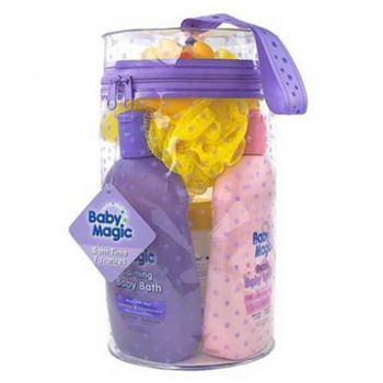 Baby Magic Bath Time Favorites Gift Bag 9oz
