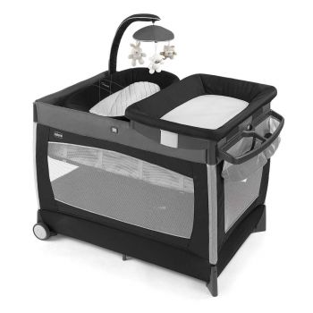 Chicco Lullaby Baby Playard Orion Black