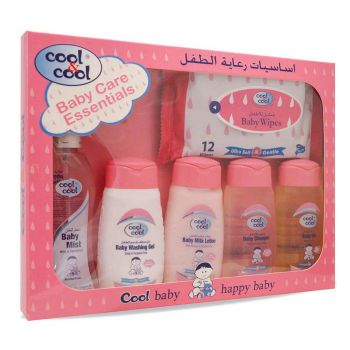 Cool & Cool Baby Care Essentials 60ML Pack