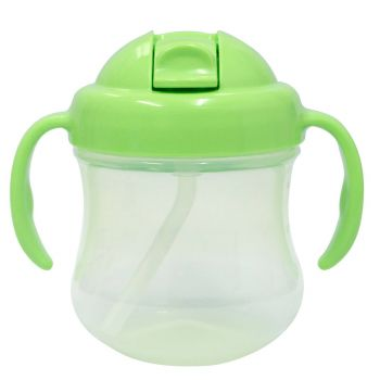 Pigeon Mag Mag Straw Cup (Green) (D165)