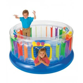 Intex Transparent Circle Bouncer Inflatable (48264)