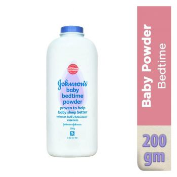 Johnson's Baby Bedtime Powder 200gms
