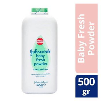Johnson's Baby Cooling Powder 500gms