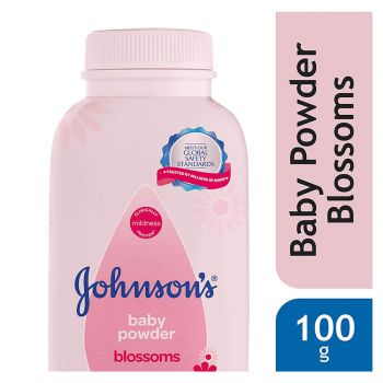 Johnson's Baby Powder Blossom 100gms