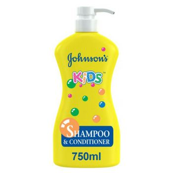 Johnson's Kids Shampoo 750ML