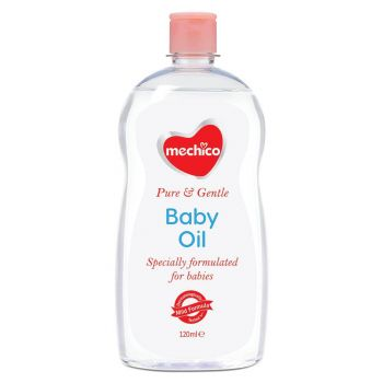 Mechico Baby Oil 120ML