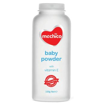 Mechico Baby Powder 100gms