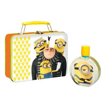 Air Val Minions Metallic Bag Perfume 100ML (1420147)