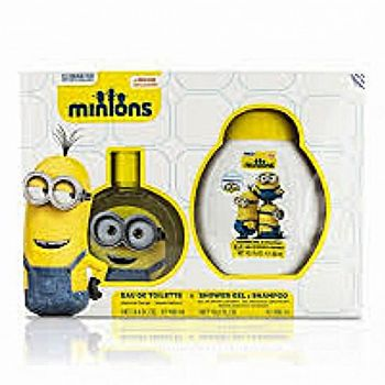 Air Val Minions 2in1 Perfume Set&Shower Gel 100ML (1420167)
