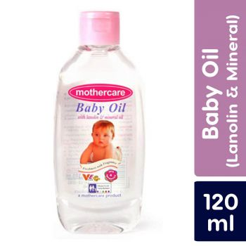 MotherCare Baby Oil 120ML