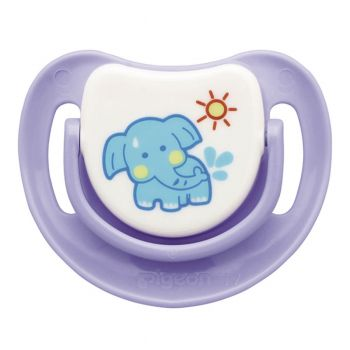 Pigeon Silicone Pacifier Step 3 (Blue) (N13681)