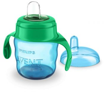 Philips Avent Classic Spout Cup 7Oz (Green) SCF551/05