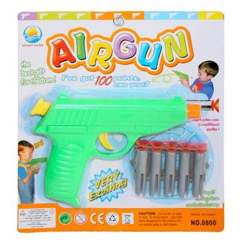 Planet X Airgun With Darts (AG-9048)