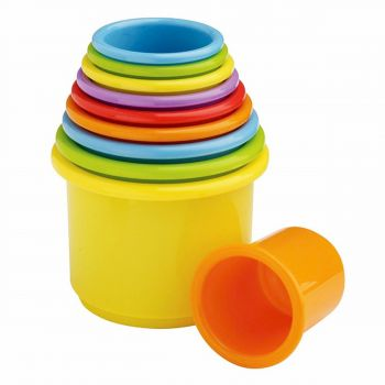 Planet X Colorful Stacking Cups (PX-9229)