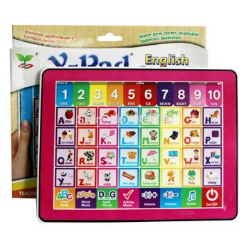 Planet X Y-Pad English Learning Computer Tablet (PX-10318)