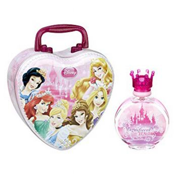 Air Val Princess Metallic Heart Perfume 100ML (1420149)