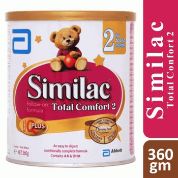 Similac Total Comfort Stage 2 360gms (S395)