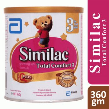 Similac Total Comfort Stage 3 360gms (S397)