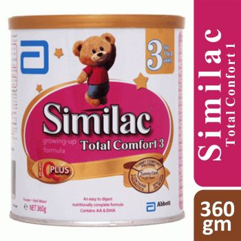 Similac Total Comfort Stage 1 360gms (S386)
