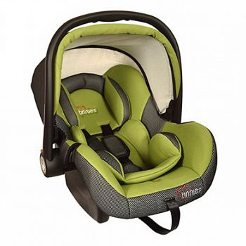 Tinnies Baby Carry Cot Green (T002)