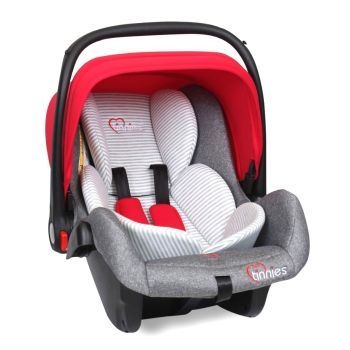 Tinnies Baby Carry Cot Red (T005R)