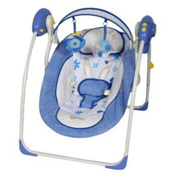Tinnies Baby Swing Blue (T006)