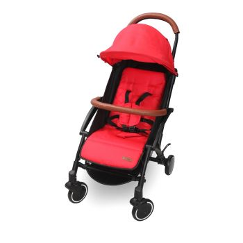 Tinnies Baby Stroller Red (T102R)