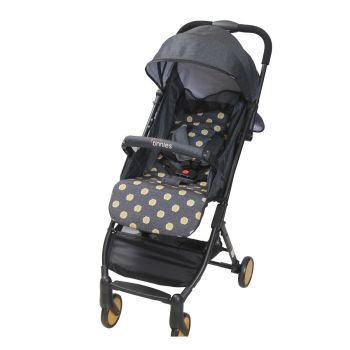 Tinnies Baby Stroller Gold Dots (TC-3G)