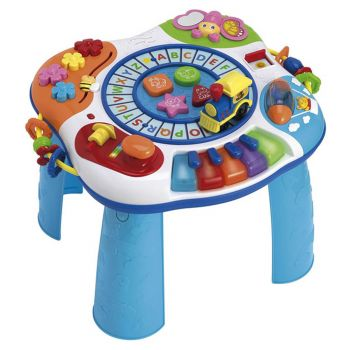 WinFun Play & Learn With Activity Table (0801)