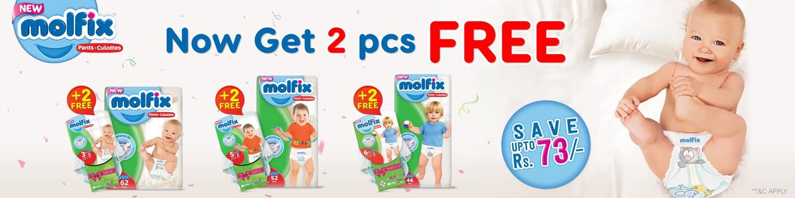 Molfix Diapers